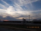 Taken November 13, 2012 from Hospital lot